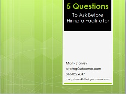 Hiring a Facilitator eBook